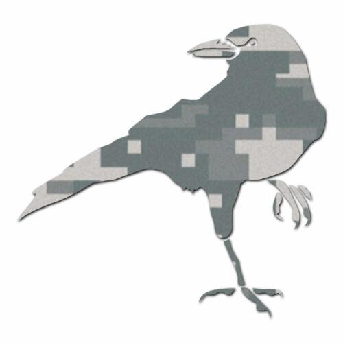 Vinyl Decal Sticker Crow Raven Blackbird Multiple Patterns /& Sizes ebn186