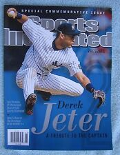 2014 SPORTS ILLUSTRATED DEREK JETER COMMEMORATIVE TRIBUTE NEW YORK YANKEES