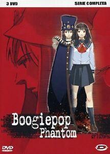 BOOGIEPOP-PHANTOM-serie-completa-in-box-3-dvd-12-eps