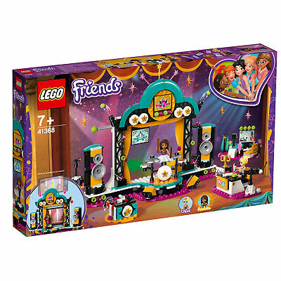 41368 LEGO Friends Andrea's Talent Show 492 Pieces Girls Age 7 Years+