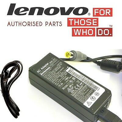 5 x LOT Lenovo Genuine OEM 65W / 20 Slim AC Adapter (42T5282) ThinkPad Series
