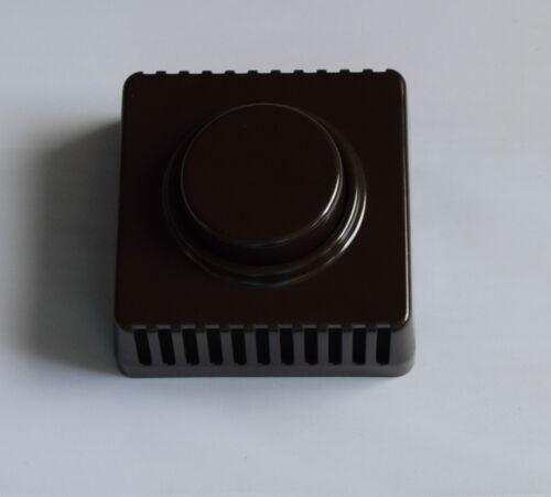 Jung 949-301 drehdimmer couverture marron f7