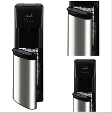Stainless Steel Water Dispenser Bottom Load Self Cleaning Hot Cold Beverages NEW