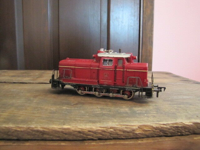Fleischmann Locomotive no. no. no. 1380 Vintage Train Germany c98375