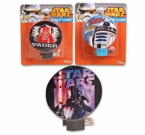 Disney-Star-Wars-Darth-Vader-RD3-Night-light-Random-1-piece-New-in-Package