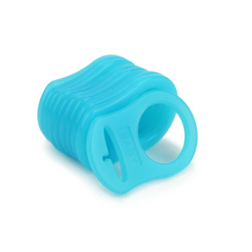 Ring Clip MAM Style Silicone Dummy Adapters