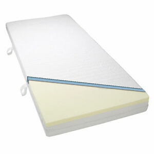7 zonen visco silverline kaltschaum matratze weich ebay. Black Bedroom Furniture Sets. Home Design Ideas