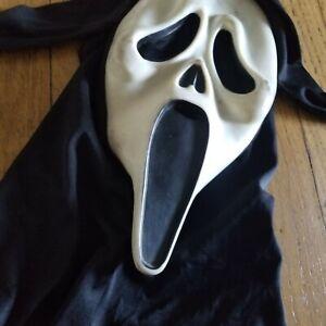 Scream Movie Ghostface Vintage Halloween Easter Unlimited T Stamp MASK 9206S vtg