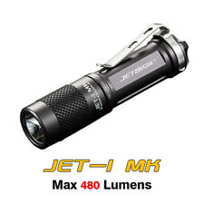 EDC Torches Cree XP-G2 LED 480 Lumens Small Torch... 1MK JETBeam JET-I MK
