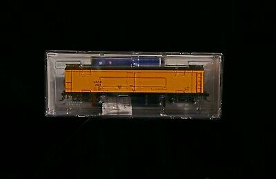 "URTX #3007 Item #BLI1845 HO Broadway Limited GACX 53/'6/"" Wood Express Reefer"