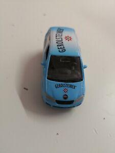 Gerolsteiner-MODELLO-DI-AUTO-FIAT-IDEA-senza-imballaggio-originale-vetrina-modello-da-collezione