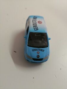 Gerolsteiner-coche-modelo-fiat-idea-sin-OVP-vitrinas-modelo-de-coleccion