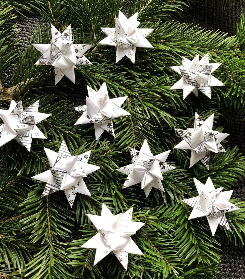 Flettede stjerner