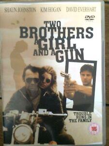 Deux-Brothers-A-Fille-et-A-Pistolet-DVD-1993-Canadian-Crime-Drame-Film