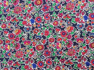 100/% COTTON FABRIC PEREIRA LIBERTY TANA LAWN