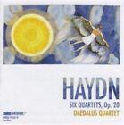 Joseph Haydn Six Quartets Op. 20 US IMPORT CD
