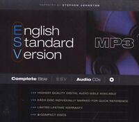 Esv Complete Bible On Mp3 Cds