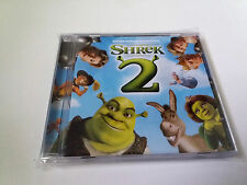 "ORIGINAL SOUNDTRACK ""SHREK 2"" CD 14 TRACKS BANDA SONORA BSO OST"