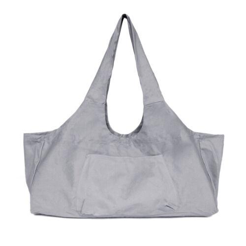 Yoga Mat Bag Carrier Strap Tote Carry Exercise Bag Adjustable Shoulder Sling