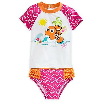 DISNEY Really Cute NEMO 2 Piece Set NWT