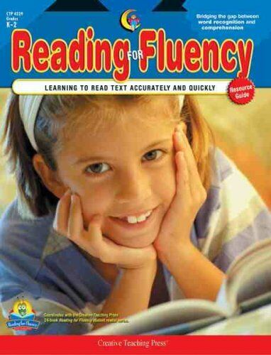 Reading For Fluency Resource Guide Gd. K-2 Creative Teaching Press NEW CONDITION