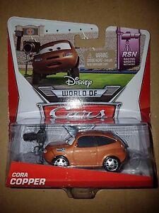Disney Cars Cora Copper Brand New 746775348175 Ebay
