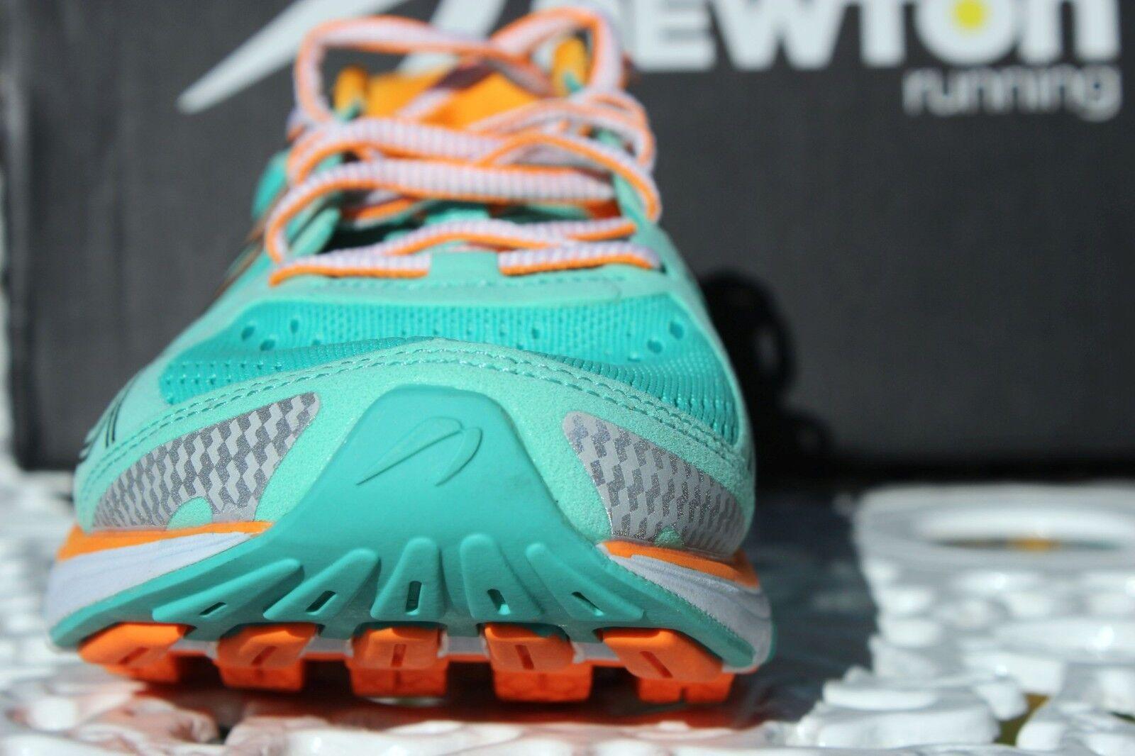 Newton Fate damen UK 6 EU39 US8 25.5cm Grün (Teal) Orange 011615-