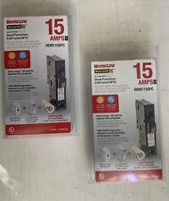 New Listinghomeline Square D Single Pole 15amp Breaker Hom115dfc