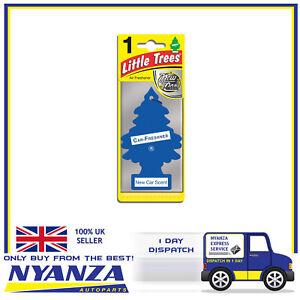 Magic-Tree-Little-Trees-Car-Home-Air-Freshener-Scent-NEW-CAR
