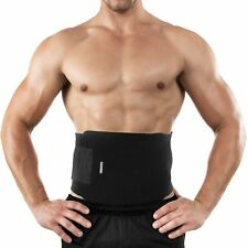 Ab Waist Band Trainer Belt Workout Fitness Men Women Stomach Gym Exercise Body
