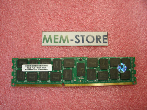 A7187318 16GB PC3-14900R 1866MHz Memory Precision Workstation R7610 T3610 T7610