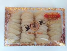 Global Nest Premium Edible Quality Bird's Nest Java Indonesia  500g 5A's