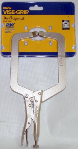 """Irwin Vise-Grip 9DR 30 9/"""" Deep-Portée de verrouillage C-Clamp Pince-Boîte de 5"""