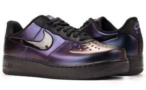 Details about Nike AF1 Air Force 1 Foamposite Pro Cup Iridescent Purple AJ3664 500 Size 10 NEW