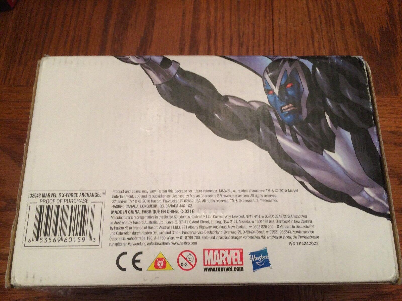 Sellado De Hasbro Marvel Universe X-Force Arcángel de pedidos por correo