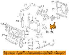 Genuine GM 10179211 Drive Belt Idler Pulley Bracket