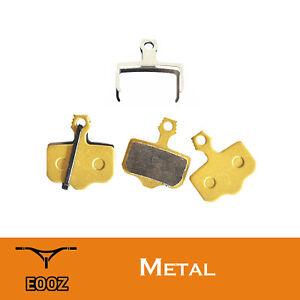 2 Pairs Metal Bicycle Metallic disc Brake Pads for SRAM AVID Elixir DB1 DB3 DB5