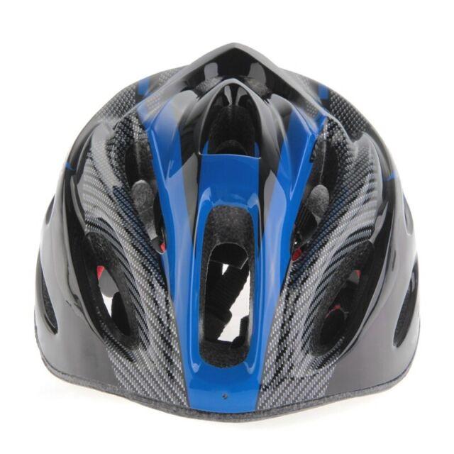 Fahrradhelm Fahrrad Downhill Helm Skaterhelm Rennradhelm M/L Blau F2H6