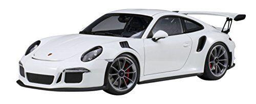 solo per te AUTOART 1 18 PORSCHE 911 (991) GT3 RS bianca bianca bianca  spedizione gratuita!