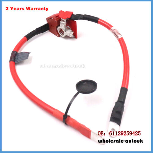 61129259425 For BMW F30 F31 Plus Pole Positive Battery Blow Off Cable Wire