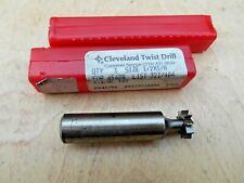 Cleveland 404 Hss Keyseat Cutter 12 X 18 Usa