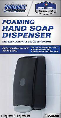 2019 úLtimo DiseñO Member's Mark Commercial Foaming Hand Soap Dispenser 131751 Mantenerte En Forma Todo El Tiempo