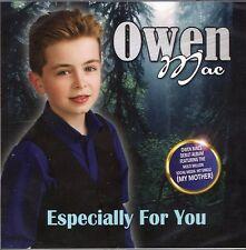 OWEN MAC ESPECIALLY FOR YOU CD - IRISH COUNTRY
