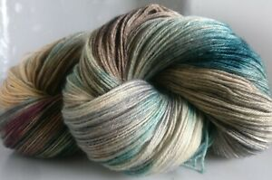 200g-OF-4-PLY-HAND-DYED-100-POLWARTH-KNITTING-WOOL-CW-ALTA-2-SKEINS