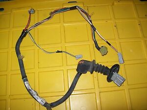 94 97 honda accord left rear driver side door wire wiring harness