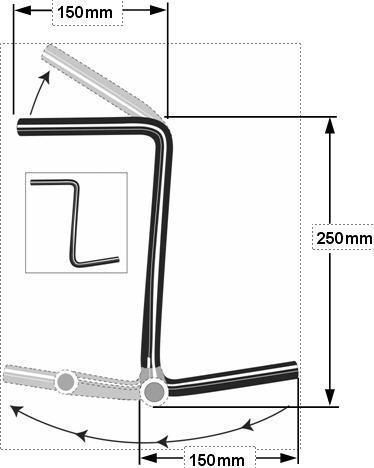 """Inside Diametre WATER COOLANT HEATER HOSE CODAN UNIVERSAL Z SHAPED 1//4/"""" 6mm"""