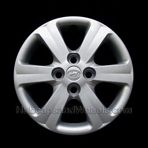 Hyundai Accent 2008 2011 Hubcap Genuine Factory Oem