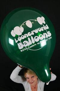 5-x-Loonerworld-Tuftex-17-034-Luftballons-OUR-NEW-LOGO-BALLOON-TUF-TEX-CRYSTAL