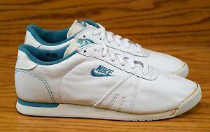Retro Original Años Colección Nike Zapatos 5 Cuero Mujer De 80 8 q6Px8U8