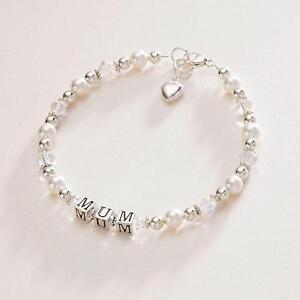 Geburtstag-Geschenk-fuer-Mama-Mama-Mutter-925-Sterlingsilber-Armband